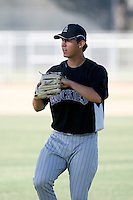 Christian Friedrich - Colorado Rockies 2009 Instructional League .Photo by:  Bill Mitchell/Four Seam Images..