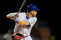 St. Lucie Mets Todd Frazier (19) during a Florida State League game against the Florida Fire Frogs on April 12, 2019 at First Data Field in St. Lucie, Florida.  Florida defeated St. Lucie 10-7.  (Mike Janes/Four Seam Images)