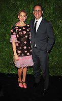 NEW YORK, NY - NOVEMBER 13: Jessica Seinfeld and Jerry Seinfeld attends the 2017 Museum of Modern Art Film Benefit Tribute to herself at Museum of Modern Art on November 13, 2017 in New York City. Credit: John Palmer/MediaPunch