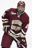 Tim Filangieri - The Boston University Terriers defeated the Boston College Eagles 2-1 in overtime in the March 18, 2006 Hockey East Final at the TD Banknorth Garden in Boston, MA.