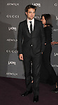 LOS ANGELES, CA - OCTOBER 27: Robert Pattinson arrives at LACMA Art + Film Gala at LACMA on October 27, 2012 in Los Angeles, California.