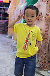 Boy at Gyee Zai Market