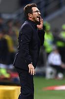 Milano 01-10-2017 Stadio Meazza San Siro Football Calcio 2017/2018 Serie A Milan - Roma foto Matteo Gribaudi/Image Sport/Insidefoto <br /> nella foto: Eusebio Di Francesco
