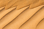Patterns in sand, Namibia