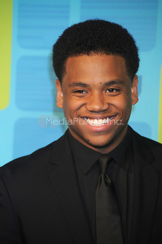 Tristan Wilds at the 2010 CW Upfront Green Carpet Arrivals at Madison Square Garden in New York City. May 20, 2010.Credit: Dennis Van Tine/MediaPunch