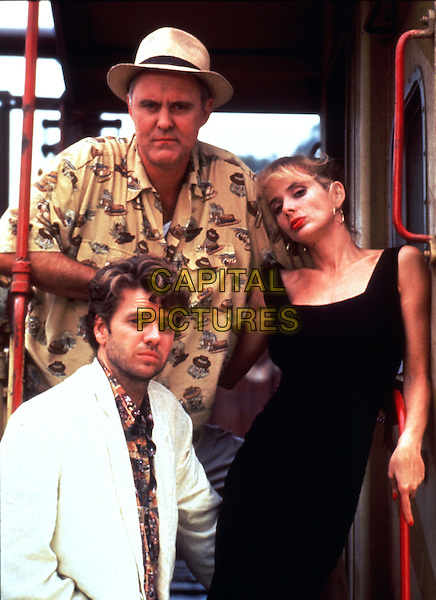KEVIN ANDERSON, JOHN LITHGOW & ROSANNA ARQUETTE.in The Wrong Man (1993).*Filmstill - Editorial Use Only*.CAP/STF/KHE.Supplied by Capital Pictures.