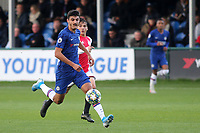 Armando Broja of Chelsea in action during Chelsea Under-19 vs AFC Ajax Under-19, UEFA Youth League Football at the Cobham Training Ground on 5th November 2019