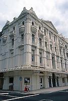 "Perth: His Majesty's Theatre. William Wolf (Am. Architect) 1903-4. Originally had a Twestoreyeo veranda ""probably Perth's most effervescent building"". Photo '82."