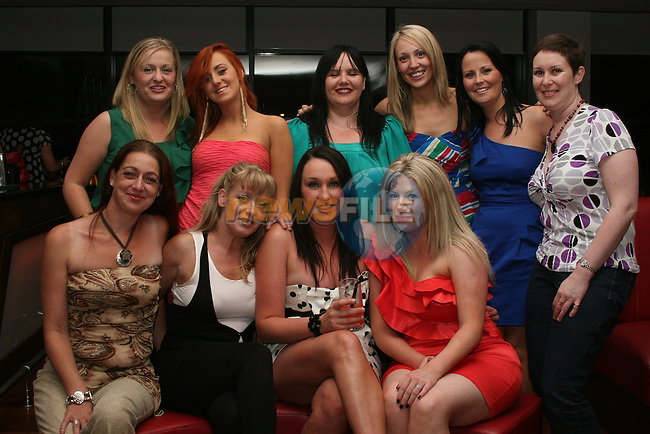 Niamh Duggans Hen Party in Bru...Photo NEWSFILE/Jenny Matthews.(Photo credit should read Jenny Matthews/NEWSFILE)....This Picture has been sent you under the condtions enclosed by:.Newsfile Ltd..The Studio,.Millmount Abbey,.Drogheda,.Co Meath..Ireland..Tel: +353(0)41-9871240.Fax: +353(0)41-9871260.GSM: +353(0)86-2500958.email: pictures@newsfile.ie.www.newsfile.ie.FTP: 193.120.102.198.