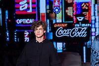S&Atilde;O PAULO,SP, 28.10.2016 - SPFW-COCA-COLA JEANS - Desfile da grife Coca-Cola Jeans <br /> durante a S&atilde;o Paulo Fashion Week N42 no Parque do Ibirapuera na regi&atilde;o sul de S&atilde;o <br /> Paulo nesta sexta-feira, 28. <br /> <br /> (Foto: Fabricio Bomjardim/Brazil Photo Press)