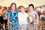 Pictured at the Marquee dancing at the Dan Paddy Andy festival on Sunday were L-R: Eileen McCarthy, Listowel, Kathleen Leane, Kielduff, Breda Murphy, Mountcollins.
