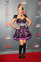 WEST HOLLYWOOD - NOV 8: Michaela Paige at the NBC's 'The Voice' Season 3 at House of Blues Sunset Strip on November 8, 2012 in West Hollywood, California.  Credit: MediaPunch Inc. /NortePhoto.com