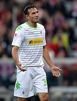 Fussball  1. Bundesliga  Saison 2013/2014   1. SPIELTAG FC Bayern Muenchen - Borussia Moenchengladbach       09.08.2013 Martin Stranzl  (Borussia Moenchengladbach)
