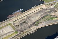 Kuhwerder Hafen: EUROPA, DEUTSCHLAND, HAMBURG 021.06.2016 Kuhwerder Hafen
