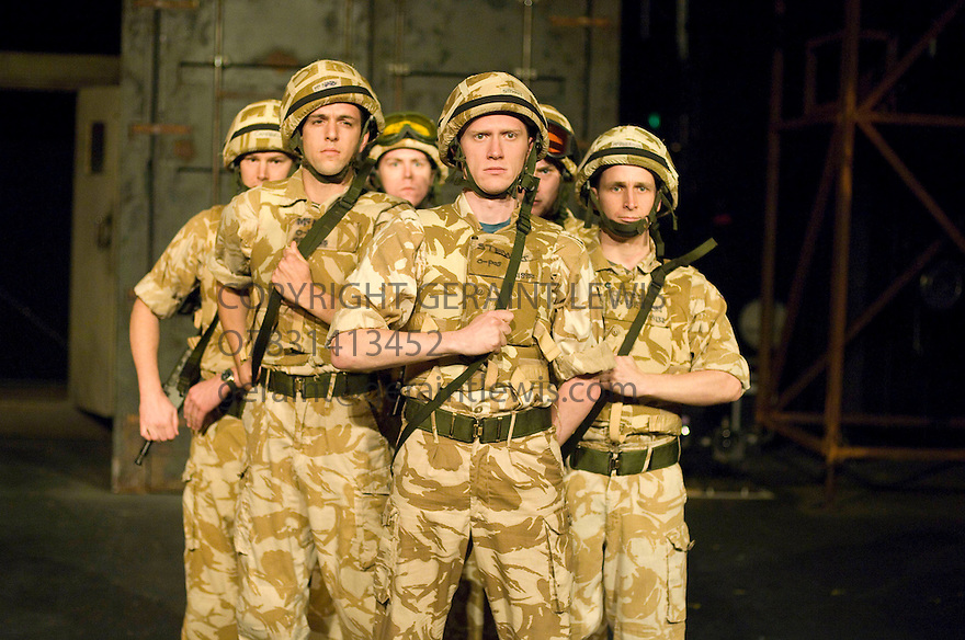 black watch play by gregory burke Gregory burke's play black watch won awards all over the world now he is following it up with a black comedy about the recession mark fisher meets him.