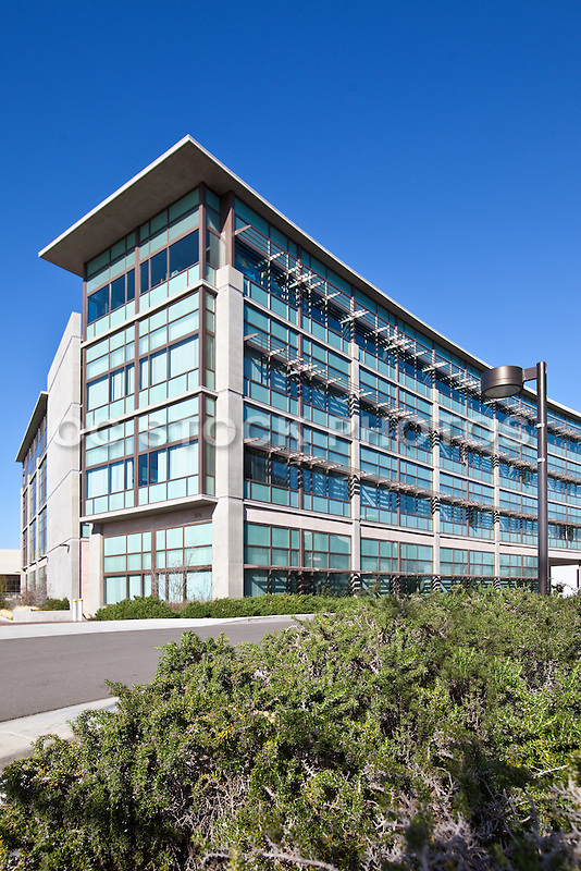Medical Education Building at UC Irvine