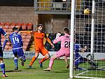 20.3.2018: Dundee Utd v Queen of the South<br /> Mark Durnan scores for Dundee Utd