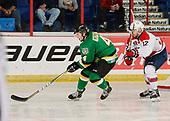 Brooks, AB - May 11 2019 - Ottawa Jr Senators vs. Portage Terriers during the 2019 National Junior A Championship at the Centennial Regional Arena in Brooks, Alberta, Canada (Photo: Matthew Murnaghan/Hockey Canada)