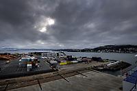 CentrePort in Wellington, New Zealand on Monday, 20 January 2020. Photo: Dave Lintott / lintottphoto.co.nz