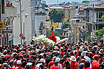 Festa religiosa Dia de Santa Barbara. Salvador. Bahia. 2011. Foto de Lucia Correia Lima.