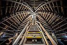 Apr. 20, 2015; Inside the Dome. (Photo by Matt Cashore/University of Notre Dame)