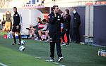 Florian Kohfeldt (SV Werder Bremen)<br /> <br /> Deutschland, Heidenheim, 06.07.2020, Fussball, Bundesliga, Saison 2019/2020, Relegation, 1. FC Heidenheim - SV Werder Bremen :nphgm001: 06.07.2020<br /> <br /> DFL/DFB REGULATIONS PROHIBIT ANY USE OF PHOTOGRAPHS AS IMAGE AND/OR QUASI-VIDEO<br /> <br /> Foto: Pressefoto Rudel/Robin Rudel/Pool/gumzmedia/nordphoto