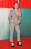 Jaime Winstone at the &quot;Tomb Raider&quot; European film premiere, Vue West End cinema, Leicester Square, London, England, UK, on Tuesday 06 March 2018.<br /> CAP/CAN<br /> &copy;CAN/Capital Pictures