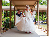 Laura Navarre and Kris Bram Wedding<br /> St. Andrew's Church<br /> Apex, NC<br /> Saturday June 18, 2011