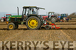 ARDFERT PLOUGHING MATCH on Dominic O Flaherty, Banna Land on Sunday