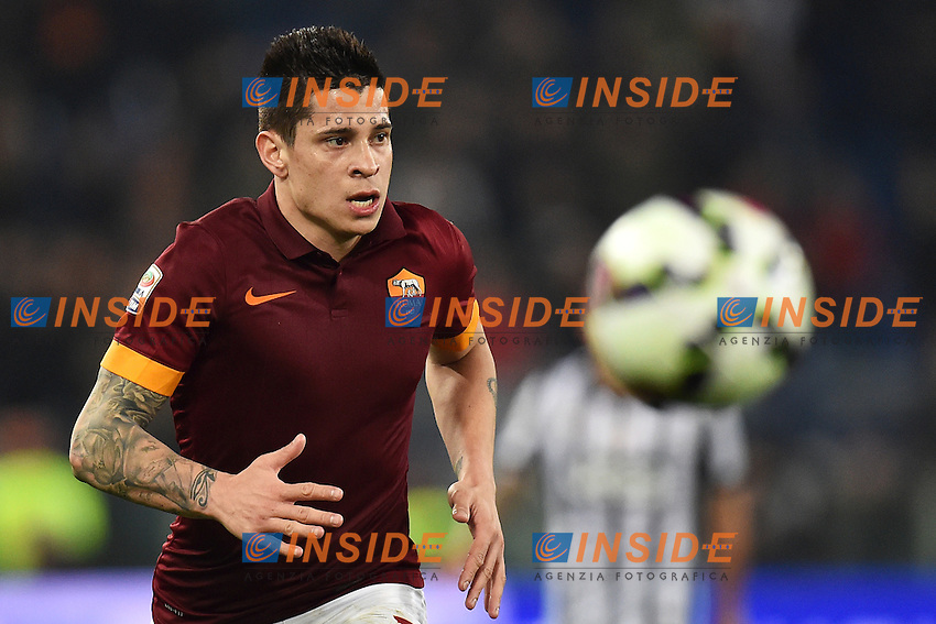 Manuel Iturbe Roma <br /> Roma 02-03-2015 Stadio Olimpico Football Calcio Serie A AS Roma - Juventus. Foto Andrea Staccioli / Insidefoto