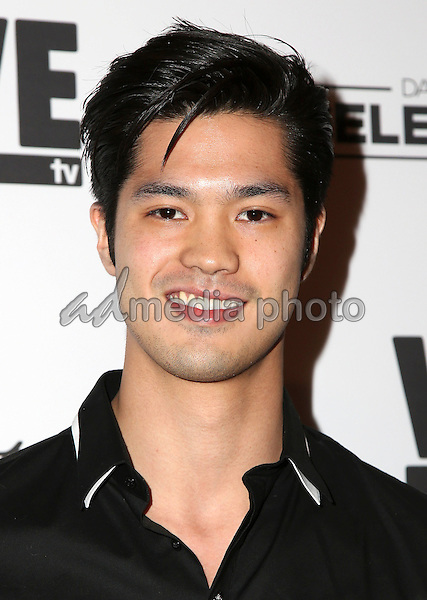 """29 January 2016 - Hollywood, California - Ross Butler. """"Daya"""" By Zendaya Shoe Line Launch Party to be featured on an upcoming episode of WE tv's David Tutera's CELEBrations held at Raleigh Studios. Photo Credit: Parisa Michelle/AdMedia"""