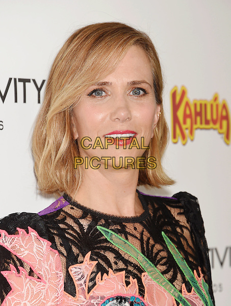 HOLLYWOOD, CA - SEPTEMBER 26: Actress Kristen Wiig attends the premiere of Relativity Media's 'Masterminds' held at TCL Chinese Theatre on September 26, 2016 in Hollywood, California.<br /> CAP/ROT/TM<br /> &copy;TM/ROT/Capital Pictures