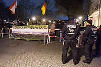 16-01-29 Protest gegen Neonazis in Berlin-Köpenick