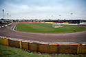 Shielfield Park, Berwick Upon Tweed, home of Berwick Rangers FC and Berwick Bandits speedway team.