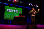 Santigold preforms at Power Shift '09 (©Robert vanWaarden ALL RIGHTS RESERVED)