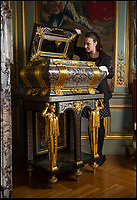 Blenheim's Louis XIV coffer finally reveals its secrets.