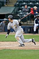 June 1, 2008: Salt Lake Bees' Gary Patchett at-bat against the Tacoma Rainiers at Cheney Stadium in Tacoma, Washington.