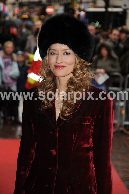 **ALL ROUND PICTURES FROM SOLARPIX.COM**.**WORLDWIDE SYNDICATION RIGHTS**.UK Charity Premiere of The Secret of Moonacre, held at the the Vue Cinema, Leicester Square. London, UK. 25th January 2009...This pic: Natascha McElhone..JOB REF: 8316 BTT     DATE: 25_01_2009.**MUST CREDIT SOLARPIX.COM OR DOUBLE FEE WILL BE CHARGED* *UNDER NO CIRCUMSTANCES IS THIS IMAGE TO BE REPRODUCED FOR ANY ONLINE EDITION WITHOUT PRIOR PERMISSION*