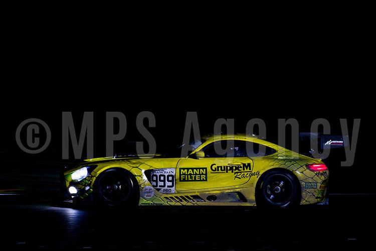 #999 MERCEDES AMG TEAM GRUPPEM RACING (HKG) MERCEDES AMG GT3 MAXI BUHK (DEU) MAXI GOETZ (DEU) LUCAS AUER (AU)