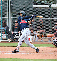 Pedro Alfonseca - Cleveland Indians 2020 spring training (Bill Mitchell)