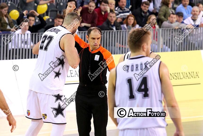 arbitrul Ciprian Stoica