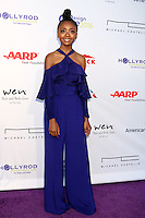 PACIFIC PALISADES, CA - JULY16: Skai Jackson at the 18th Annual DesignCare Gala on July 16, 2016 in Pacific Palisades, California. Credit: David Edwards/MediaPunch