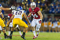 STANFORD, CA - AUGUST 31 2012:  Chase Thomas during the Stanford Cardinal 20-17 win over San Jose State.