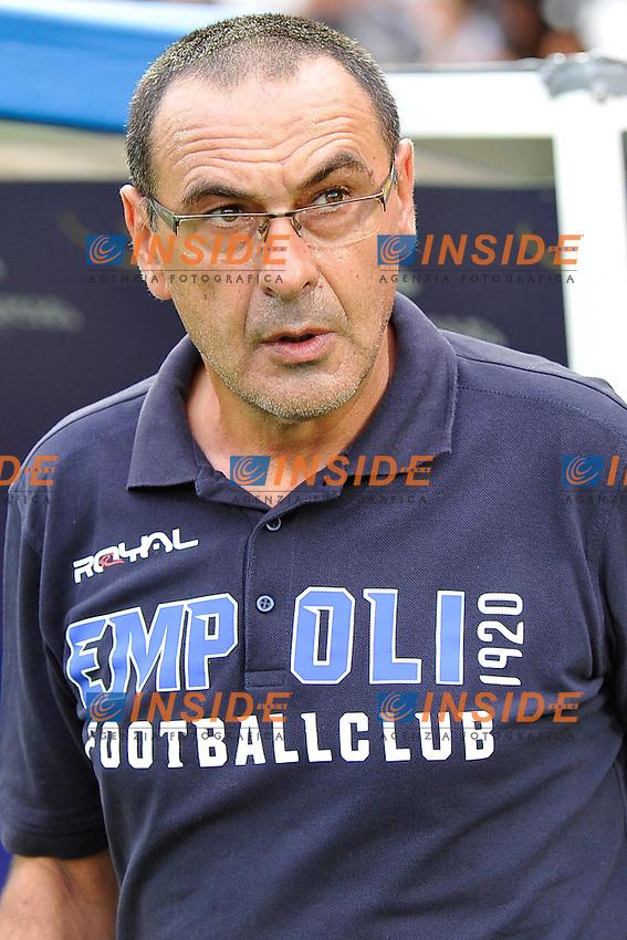 Maurizio Sarri Empoli <br /> Cesena 20-09-2014 Stadio Dino Manuzzi - Football Calcio Serie A Cesena - Empoli foto Luca Gambuti/Image Sport/Insidefoto