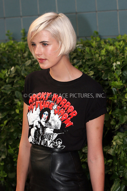 WWW.ACEPIXS.COM . . . . .  ....August 17 2009, New York City....Model Agyness Deyn arriving at The Cinema Society & Hugo Boss screening of 'Inglourious Basterds' at the SVA Theater on August 17, 2009 in New York City.....Please byline: NANCY RIVERA- ACE PICTURES.... *** ***..Ace Pictures, Inc:  ..tel: (212) 243 8787 or (646) 769 0430..e-mail: info@acepixs.com..web: http://www.acepixs.com