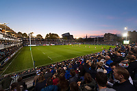 A general view of the Recreation Ground. European Rugby Champions Cup match, between Bath Rugby and Benetton Rugby on October 14, 2017 at the Recreation Ground in Bath, England. Photo by: Patrick Khachfe / Onside Images