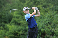 Eoghan Cassidy (Kinsale) during the Connacht U14 Boys Amateur Open, Ballinasloe Golf Club, Ballinasloe, Galway,  Ireland. 10/07/2019<br /> Picture: Golffile | Fran Caffrey<br /> <br /> <br /> All photo usage must carry mandatory copyright credit (© Golffile | Fran Caffrey)