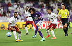 AL AIN (UAE) vs EL JAISH (QAT) during their AFC Champions League Group D match on 24 February 2016 held at the Hazza Bin Zayed Stadium, in Al Ain, United Arab Emirates. Photo by Stringer / Lagardere Sports