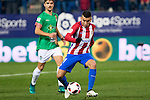 "Atletico de Madrid's Angel Correa   during the match of ""Copa del Rey"" between Atletico de Madrid and Gijuelo CF at Vicente Calderon Stadium in Madrid, Spain. december 20, 2016. (ALTERPHOTOS/Rodrigo Jimenez)"