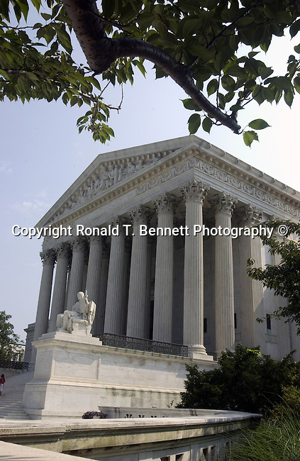 Supreme Court Washington DC, Washington, D.C. fine art photography by Ron Bennett (c). Copyright Fine Art Photography by Ron Bennett, Fine Art, Fine Art photo, Art Photography,